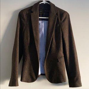 Zara - Tweed Blazer